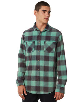 GREEN MENS CLOTHING INSIGHT SHIRTS - 5000002626GREEN