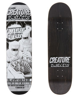 MULTI BOARDSPORTS SKATE CREATURE DECKS - S-CRT5499MULTI