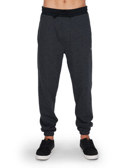 BLACK MENS CLOTHING BILLABONG PANTS - BB-9585306-BLK