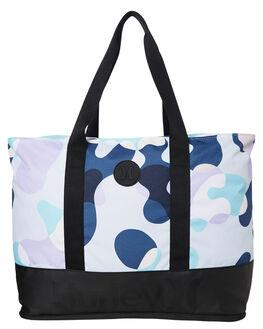 TROPICANO BLUE WOMENS ACCESSORIES HURLEY BAGS + BACKPACKS - HU0104476