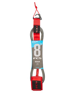 RED BOARDSPORTS SURF FCS LEASHES - 2020-RED-08FRED