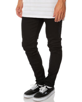STRAIGHT BLACK MENS CLOTHING ASSEMBLY JEANS - AND-1580SBLK