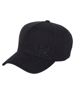 BLACK WOMENS ACCESSORIES BILLABONG HEADWEAR - 6691302BBLK