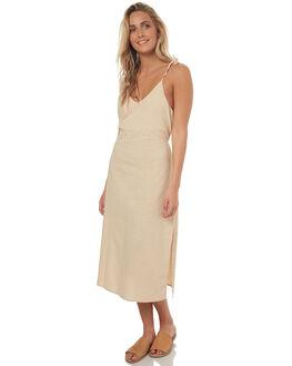 WHITE WOMENS CLOTHING REVERSE DRESSES - 3947-1WHT