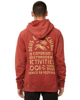 HENNA MENS CLOTHING DEUS EX MACHINA JUMPERS - DMP88152AHENNA