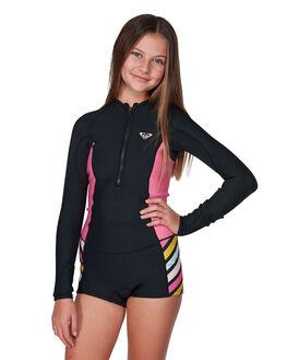 BLACK BOARDSPORTS SURF ROXY GIRLS - ERGW403006-KVJ0