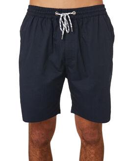 NAVY MENS CLOTHING RPM SHORTS - 8SMB01ANVY