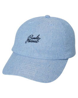 GLACIER BLUE MENS ACCESSORIES BANKS HEADWEAR - HA0094GBL