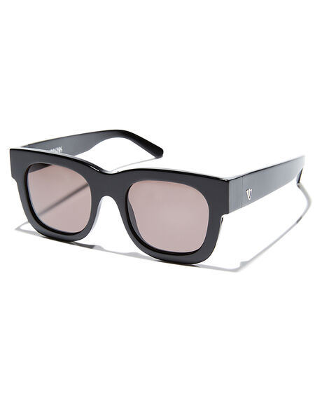 GLOSS BLACK UNISEX ADULTS VALLEY SUNGLASSES - S0031GBLK