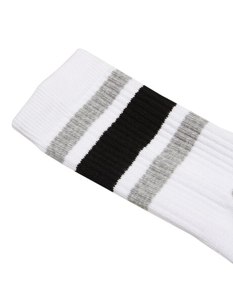 WHITE MENS CLOTHING STANCE SOCKS + UNDERWEAR - A556A20BOSWHT