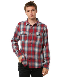 SPACE BLUE OUTLET MENS HURLEY SHIRTS - MVS00041904JD