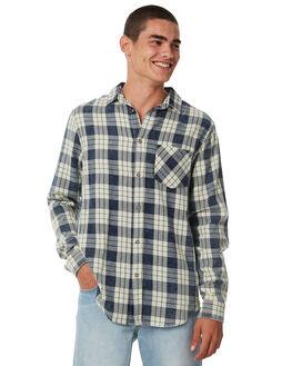 BLUE MENS CLOTHING INSIGHT SHIRTS - 5000002523BLUE