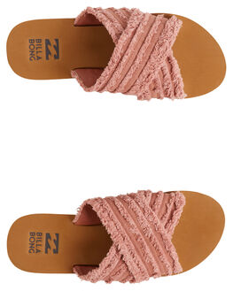 HENNA WOMENS FOOTWEAR BILLABONG FASHION SANDALS - BB-6607804-HEN