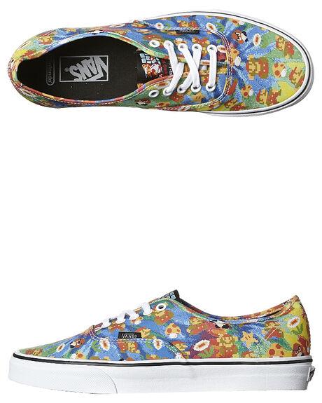 8b0a042263 Vans Authentic Super Mario Bros Shoe - Super Mario Bros Td