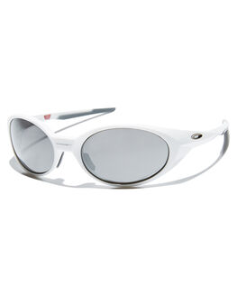 WHITE PRIZM BLACK MENS ACCESSORIES OAKLEY SUNGLASSES - OO9438-0458PWHT