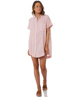 FLAMINGO WOMENS CLOTHING RHYTHM DRESSES - OCT18W-DR07FLA