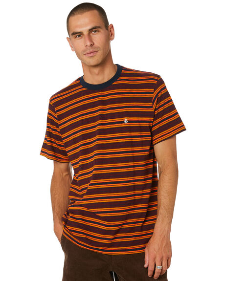 PORT MENS CLOTHING VOLCOM TEES - A0132001POR