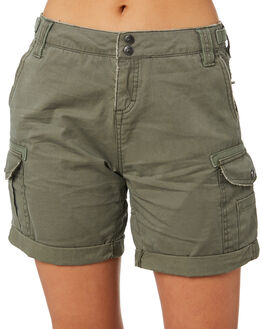 ARMY WOMENS CLOTHING RUSTY SHORTS - WKL0508ARMY