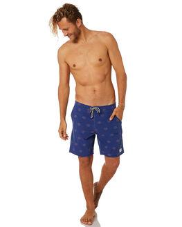 INDIGO MENS CLOTHING KATIN BOARDSHORTS - TRRUG02IND
