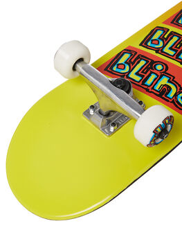 YELLOW FADE BOARDSPORTS SKATE BLIND COMPLETES - 10511522YFADE
