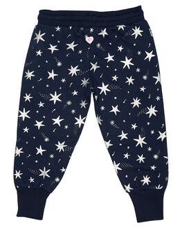 NAVY HOLOGRAPHIC KIDS TODDLER GIRLS EVES SISTER PANTS - 8010054NAVY
