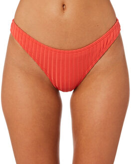 TANGERINE WOMENS SWIMWEAR PEONY SWIMWEAR BIKINI BOTTOMS - RE19-002-TAN