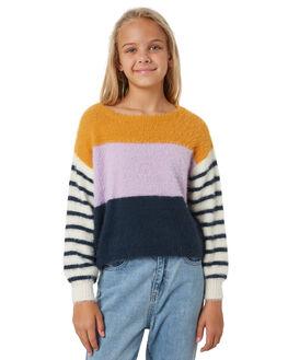 MULTI KIDS GIRLS EVES SISTER JUMPERS + JACKETS - 9550052MULT