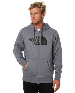 MEDIUM GREY MENS CLOTHING THE NORTH FACE JUMPERS - NF00CH2LHAT