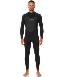 BLACK SURF WETSUITS PEAK STEAMERS - PK741M0090