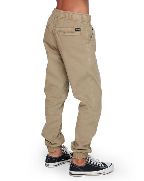 GRAVEL KIDS BOYS BILLABONG PANTS - BB-8507311-G03