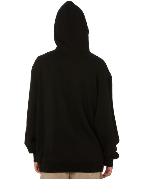 BLACK MENS CLOTHING XLARGE JUMPERS - XL013204BLK