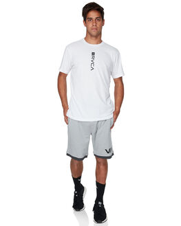 ATHLETIC HEATHER MENS CLOTHING RVCA SHORTS - R371313ATHHE