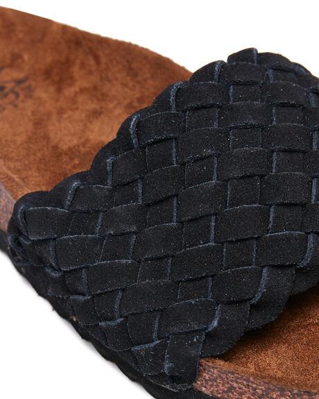 BLACK WOMENS FOOTWEAR RIP CURL SLIDES - TGTC340090