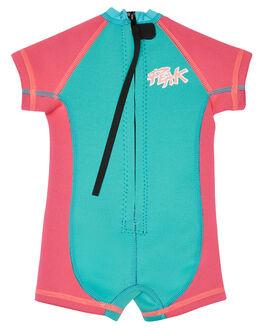 PINK BOARDSPORTS SURF PEAK GIRLS - PQ404K0020