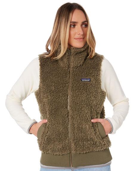 SAGE KHAKI WOMENS CLOTHING PATAGONIA JACKETS - 25120SKA