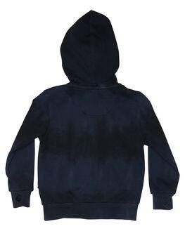 POSTAL BLUE KIDS BOYS MUNSTER KIDS JUMPERS + JACKETS - MK182FL01PBLU