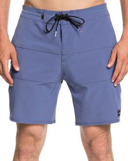 BIJOU BLUE MENS CLOTHING QUIKSILVER BOARDSHORTS - EQYBS03973BNG0
