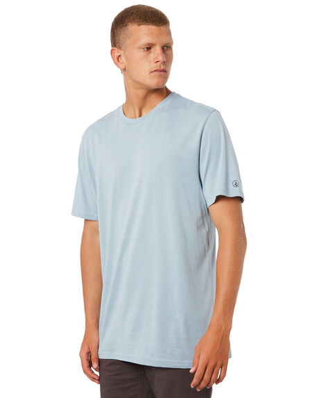 SLATE BLUE MENS CLOTHING VOLCOM TEES - A5011530SLB