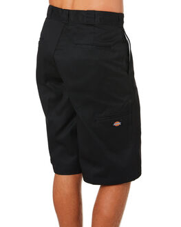 BLACK MENS CLOTHING DICKIES SHORTS - DCK42283BLK1