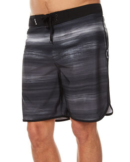 BLACK MENS CLOTHING HURLEY BOARDSHORTS - AMBSFAST00A