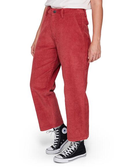 DUST WOMENS CLOTHING ELEMENT PANTS - EL-207263-DST