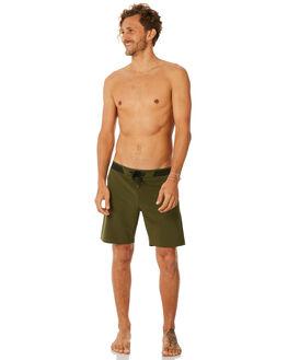 OLIVE CANVAS MENS CLOTHING HURLEY BOARDSHORTS - 890781395