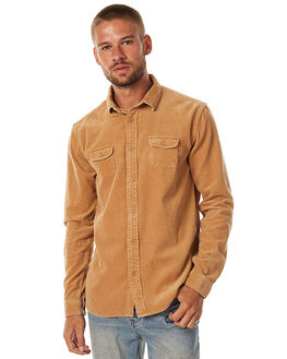 SAND MENS CLOTHING THE CRITICAL SLIDE SOCIETY SHIRTS - ASS1705SAND