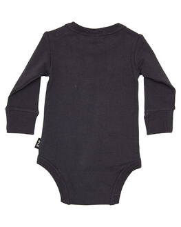 CHARCOAL KIDS BABY ROCK YOUR BABY CLOTHING - BBB2012-WE-CHAR