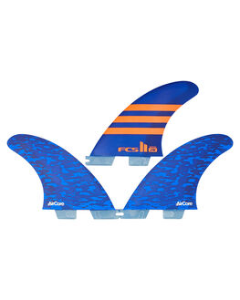BLUE ORANGE BOARDSPORTS SURF FCS FINS - FJWM-PC02-MD-TS-RBLU