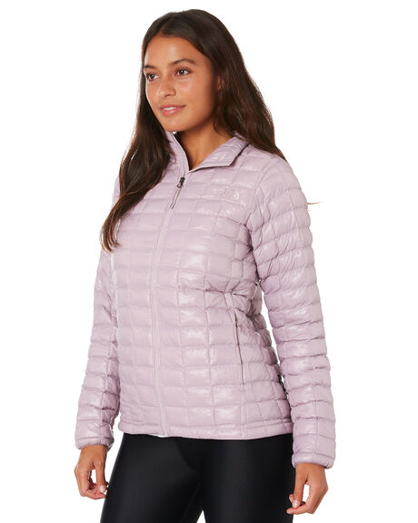 ASHEN PURPLE WOMENS CLOTHING THE NORTH FACE JACKETS - NF0A3Y3QD2Q