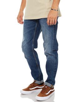 SERVO BLUE MENS CLOTHING LEE JEANS - L-606090-CD6SERV