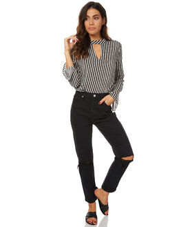 NADIA WOMENS CLOTHING A.BRAND JEANS - 708842736