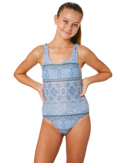 MULTI KIDS GIRLS SEAFOLLY SWIMWEAR - 15622-004MUL