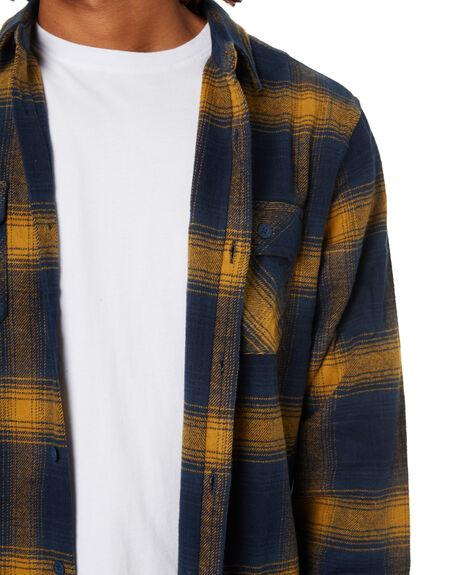 GOLD MENS CLOTHING RIP CURL SHIRTS - CSHDV90146